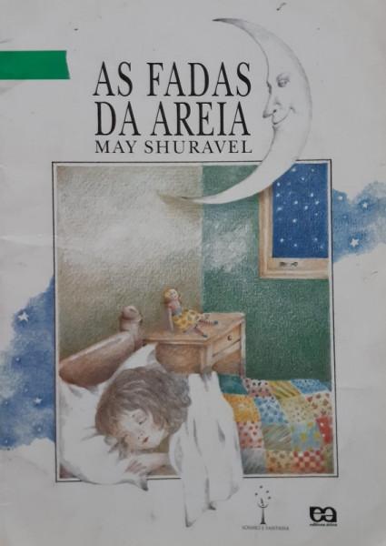 Capa de As Fadas da Areia - May Shuravel