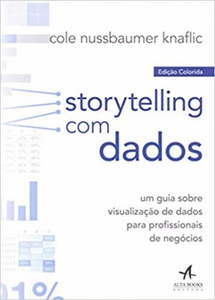 Capa de Storytelling com Dados -