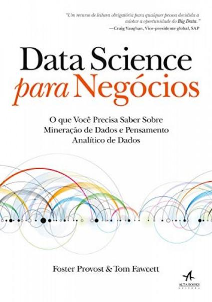 Capa de Data Science para Negócios -