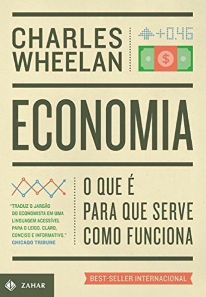 Capa de Economia - Charles Wheelan