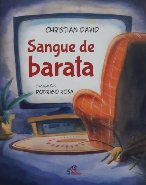 Capa de Sangue de Barata - Christian David