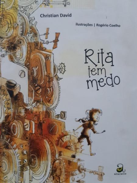 Capa de Rita Tem Medo - Christian David