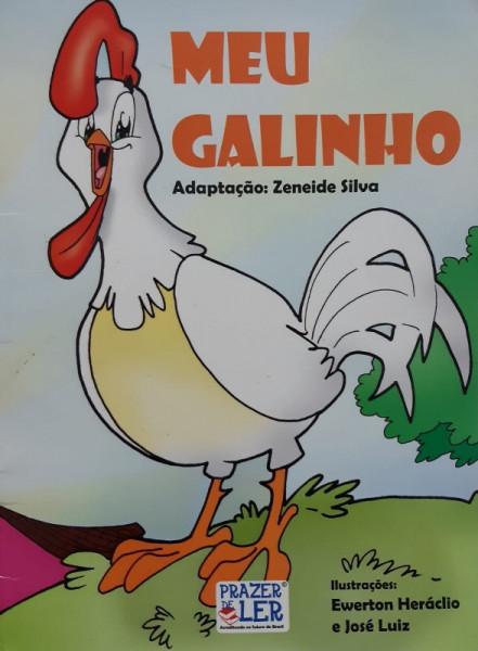 Capa de Meu Galinho - Zeneide Silva Adaptação