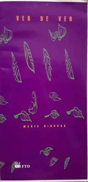 Capa de Ver de Ver - Maria Dinorah
