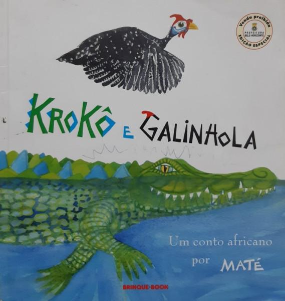 Capa de Krokô e Galinhola - Maté