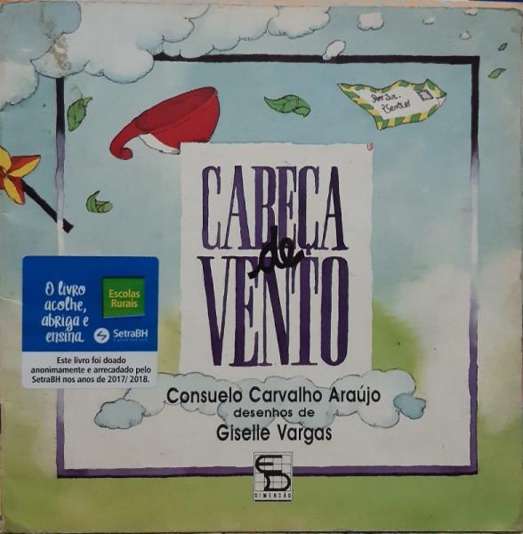 Capa de Cabeça de Vento - Consuelo Carvalho Araújo