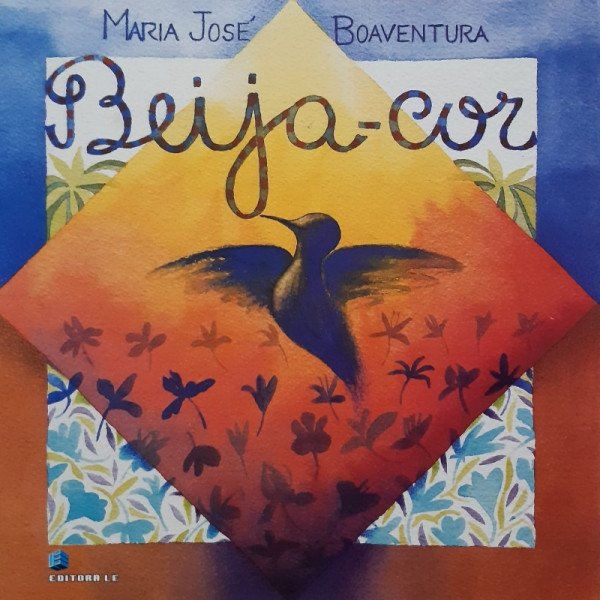 Capa de Beija-Cor - Maria José Boaventura