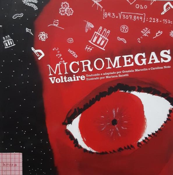 Capa de Micromegas - Voltaire