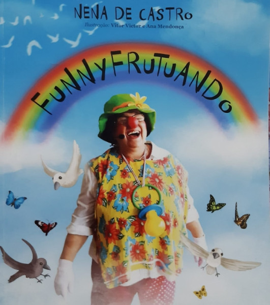 Capa de Funnyfrutuando - Nena de Castro
