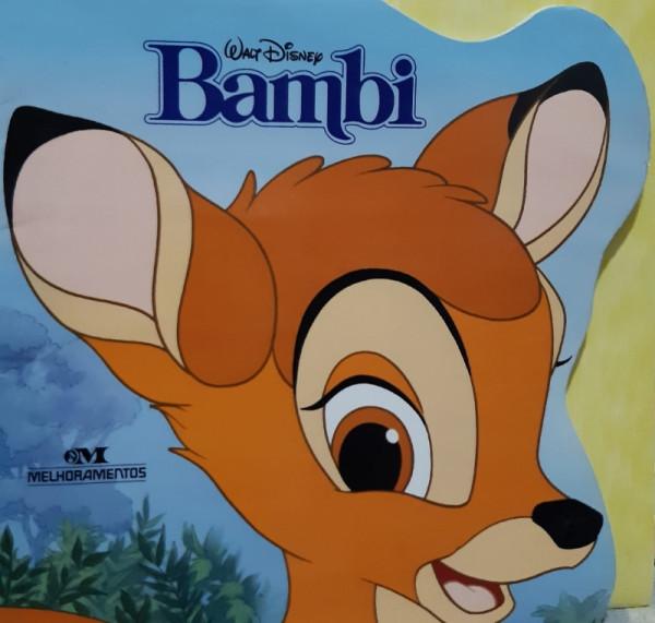 Capa de Bambi - Walt Disney Company