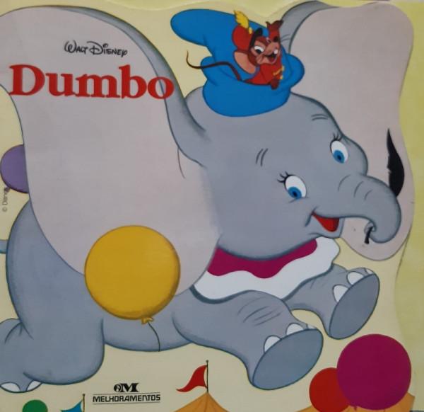 Capa de Dumbo - Walt Disney Company