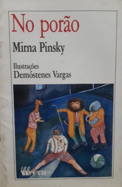Capa de No Porão - Mirna Pinsky