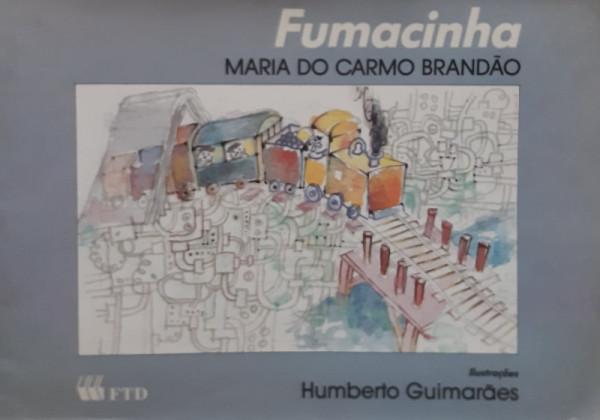 Capa de Fumacinha - Maria do Carmo Brandão