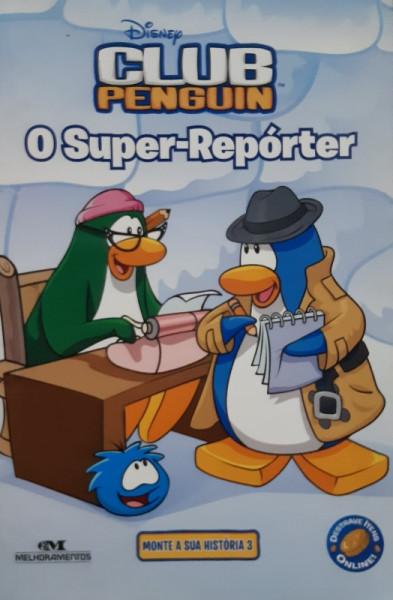 Capa de O Super-Repórter - Tracey West