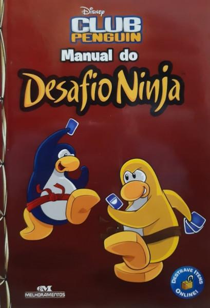 Capa de Manual do Desafio Ninja - Katherine Noll