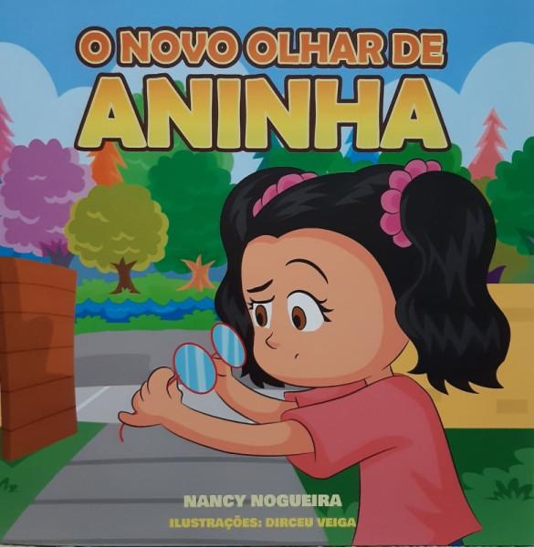 Capa de O Novo Olhar de Aninha - Nancy Nogueira