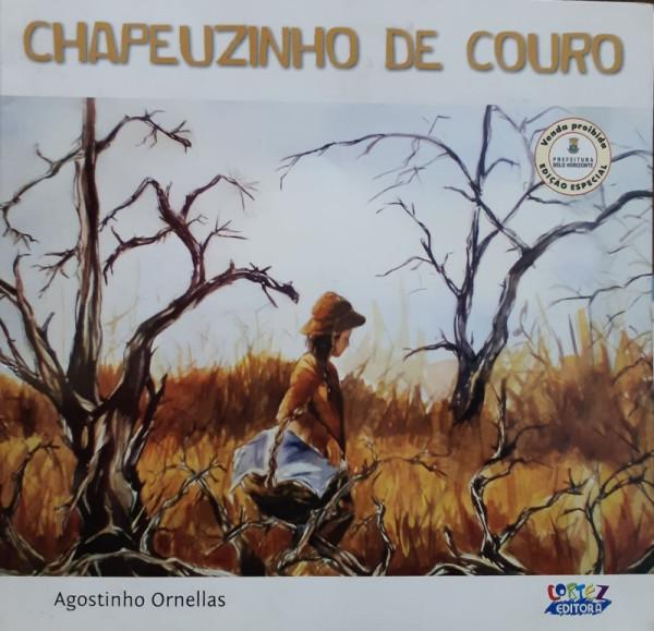Capa de Chapeuzinho de Couro - Agostinho Ornelas