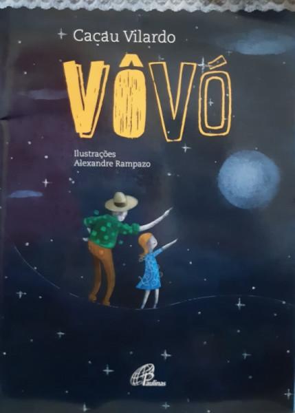 Capa de VôVó - 85-86114-07-3