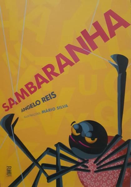 Capa de Sambaranha - Ângelo Reis