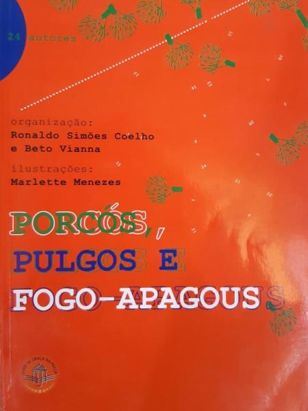 Capa de Porcós, Pulgos e Fogo-Apagous - Vários