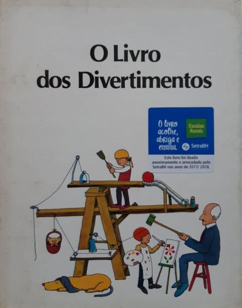Capa de O livro dos divertimentos -