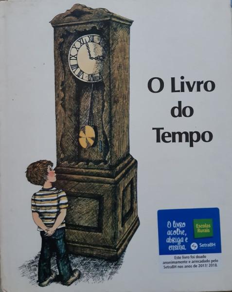 Capa de O Livro do Tempo - Desconhecido