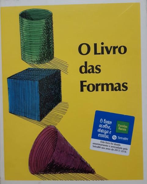 Capa de O Livro das Formas - Desconhecido