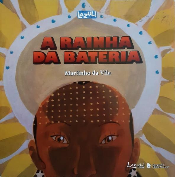 Capa de A Rainha da Bateria - Martinho da Vila