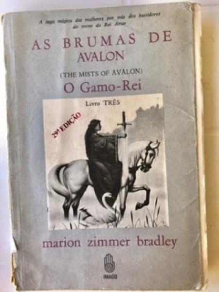 Capa de O gamo-rei - Marion Zimmer Bradley
