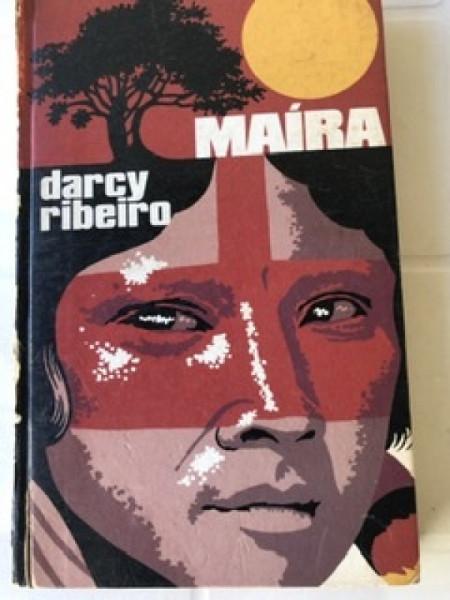 Capa de Maíra - Darcy Ribeiro