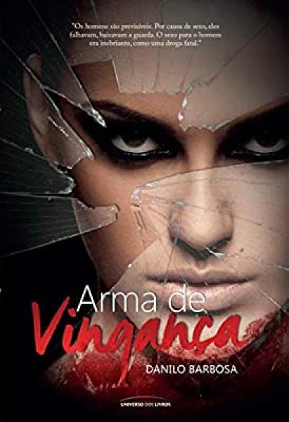 Capa de Arma de vingança - Danilo Barbosa