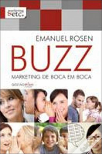 Capa de Buzz - Emanuel Rosen