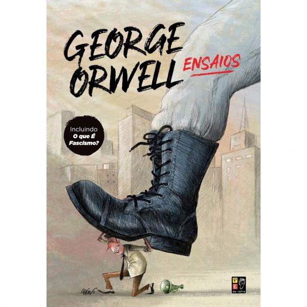 Capa de Ensaios - George Orwell
