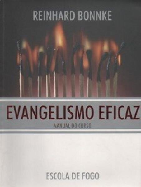 Capa de Evangelismo eficaz - Reinhard Bonnke