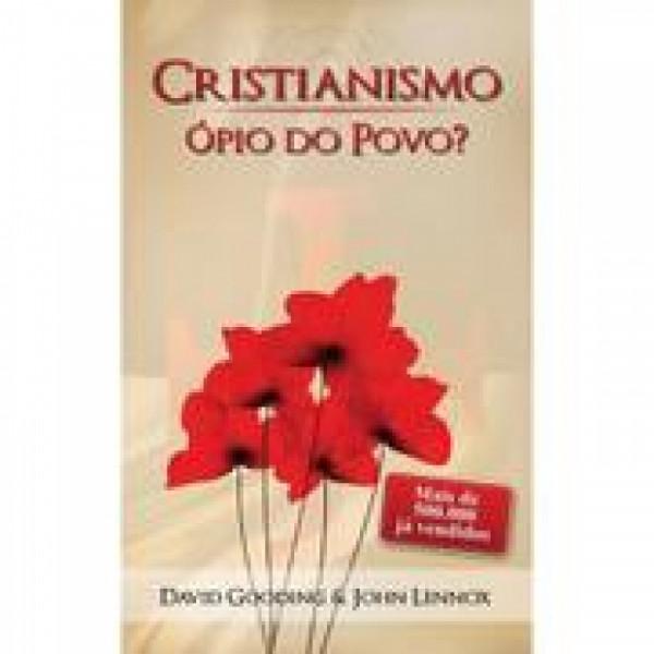 Capa de Cristianismo - David Gooding; John Lennox