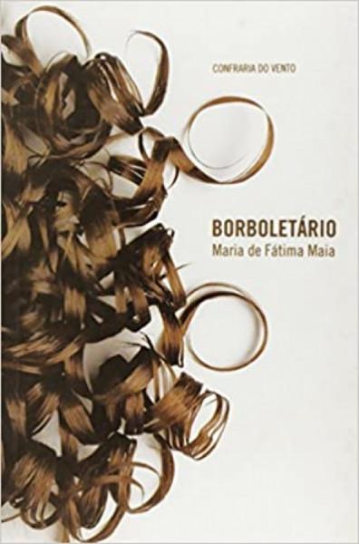 Capa de Borboletário - Maria de Fátima Maia