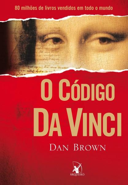 Capa de O Código da Vinci -