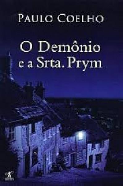 Capa de O Demônio e a Srta. Prym -