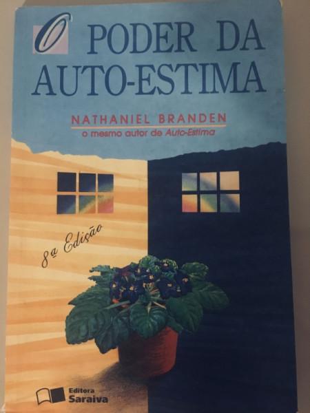 Capa de O Poder da Auto-Estima - Nathaniel Branden