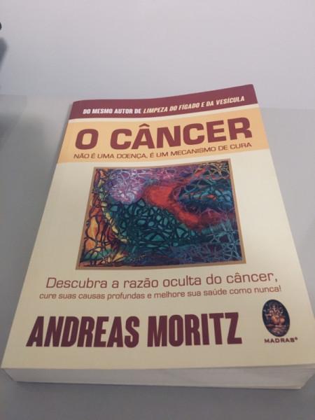 Capa de O Câncer - Andreas Moritz