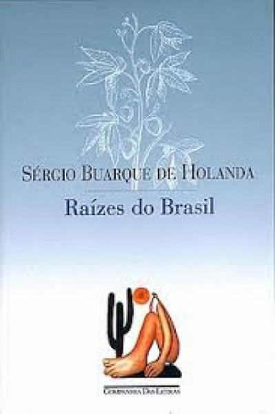 Capa de Raízes do Brasil -