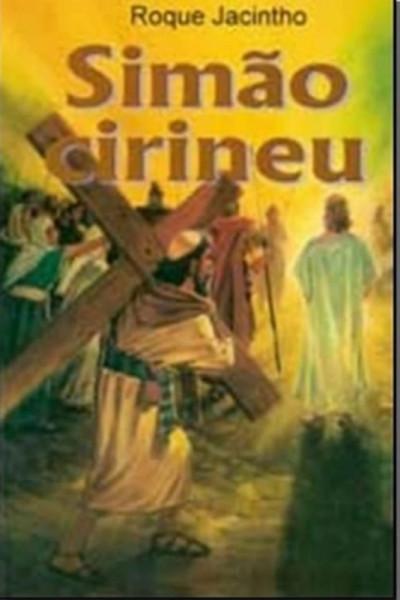 Capa de Simão Cirineu - Roque Jacintho