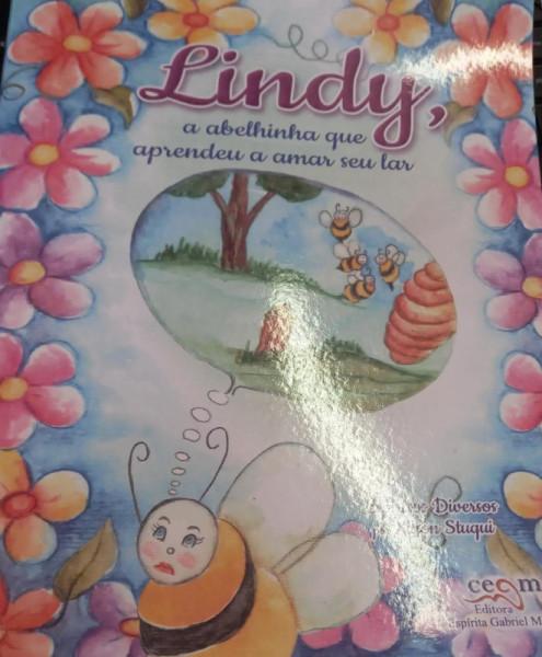 Capa de Lindy - Nilton Cesar Stuqui Espíritos Diversos