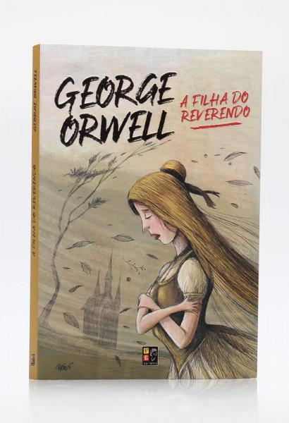 Capa de A filha do reverendo - George Orwell