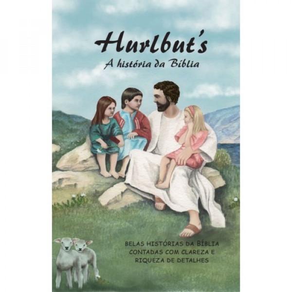 Capa de Hurlbut - A história da Bíblia - Jesse Lyman Hurlbut