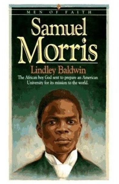 Capa de Samuel Morris - Lindley Baldwin