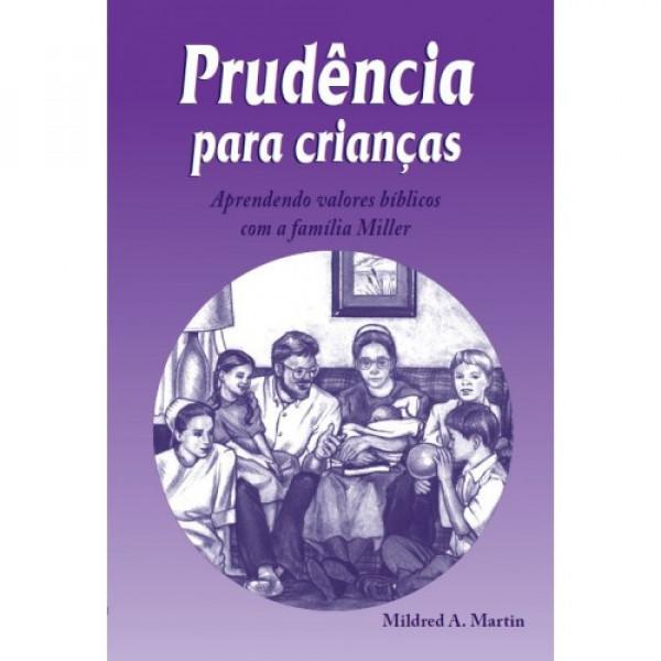 Capa de Prudência para Crianças - Mildred A. Martin
