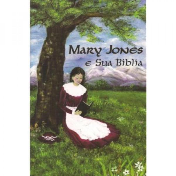 Capa de Mary Jones e sua Bíblia - Mary Carter